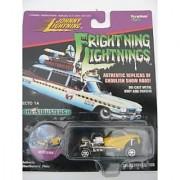 Johnny Lightning Frightning Lightnings Ghostbusters II Mysterion