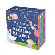 My Little Box of Bedtime Rhymes: Twinkle Twinkle Little Star, Star Light Star Bright, Rock-a-bye Baby, Hey Diddle Diddle by Sanja Rascek