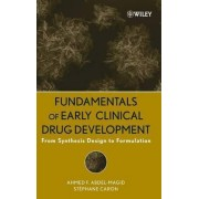 The Role of Organic Synthesis in Early Clinical Drug Development by Ahmed F. Abdel-Magid