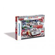 Clementoni - Puzzle Cars Disney Cars de 104 piezas