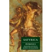 Satyrica by Petronius Arbiter