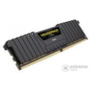 Memorie Corsair Vengeance LPX Black 4GB DDR4 2400MHz (CMK4GX4M1A2400C14, C14)