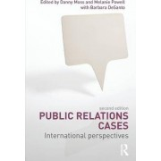 Public Relations Cases by Danny Moss