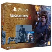 Consola PlayStation 4 Ultimate Player Edition Limited Edition + joc Uncharted 4