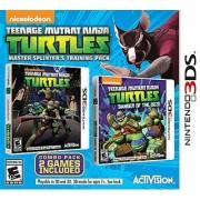 Teenage Mutant Ninja Turtles Master Splinter's Training Pack - Nintendo 3DS