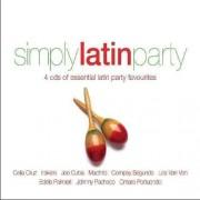 Artisti Diversi - Simply Latin Party (0698458247421) (4 CD)
