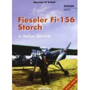 Fieseler Fi-156 Storch in Italian Service by M. Di Terlizzi