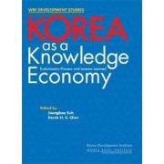 Korea as a Knowledge Economy by Joonghae Suh