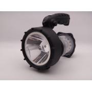Lanterna tip proiector si felinar LED 1w Reincarcabila Foton L1F