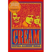 Cream - Royal Albert Hall-London-2,3,5,6 May 2005 (DVD)