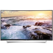 "Televizor LED LG 165 cm (65"") 65UG870V, Curbat, Ultra HD 4K, 3D, Smart TV, IPS, webOS, Ultra Luminance, TruBlack, Sunet Harman/Kardon, WiFi Direct, CI+"