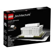 LEGO 21022 - Lincoln Memorial, juego de construcción (21022) - Lego Architecture Lincoln Memorial, Juguete Lego Construcción A partir de 12 Años