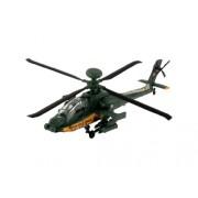 Revell 06646 - AH-64 Apache Kit di Modello in Plastica, Easykit, Scala 1:100