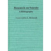 Research on Suicide by John L. McIntosh