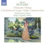 H. Duparc - Songs (0747313221929) (1 CD)