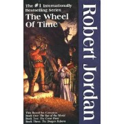 The Wheel of Time, Boxed Set I, Books 1-3 by Professor of Theatre Studies and Head of the School of Theatre Studies Robert Jordan