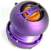 X-Mini UNO XAM14-PU Portable Capsule Speaker Mono Purple