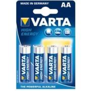 Baterii Varta 4906121414 AA Alkaline, 1.5V