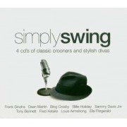 Artisti Diversi - Simply Swing (0698458241627) (4 CD)