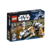 LEGO Star Wars Clone Trooper Battle Pack 85pieza(s) - juegos de construcción (Multicolor)