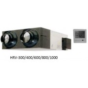 Recuperator de caldura Nobus HRV-1000, Debit de aer 1000 mc/h