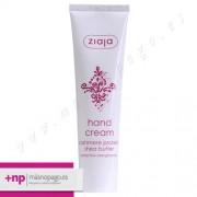 Crema de manos con proteínas de cachemir ziaja