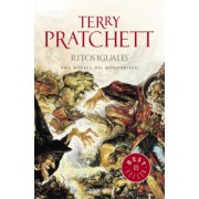 Ritos iguales / Equal Rites by Terry Pratchett