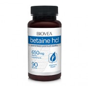 BETAINE HCL 650mg 90 Tablets