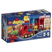 LEGO Super Heroes Spider-Man Spider Truck Adventure Building Kit