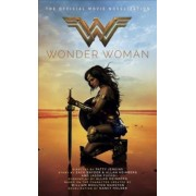 Wonder Woman: The Official Movie Novelization by Nancy Holder