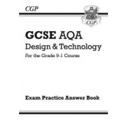 New Grade 9-1 GCSE Design & Technology AQA Answers (for Workbook) by CGP Books