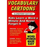 Vocabulary Cartoons by Sam Burchers