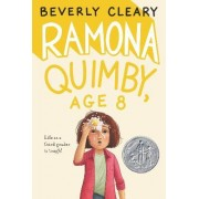 Ramona Aged 8 by Beverley Clearie