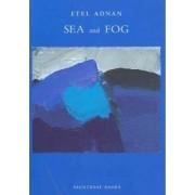 Sea and Fog by Etel Adnan