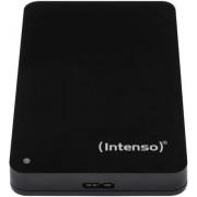"HDD Extern Intenso Memory Case 2.5"", 500GB, USB 3.0 (Negru)"