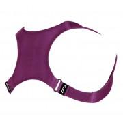 Zipy Go! Jacket running roxo pequeno tamanho