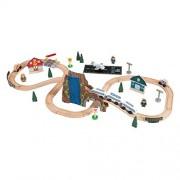 KidKraft - Euro Express, circuito / vías de tren (17989)