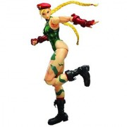 Square Enix Street Fighter IV: Play Arts Kai: Cammy Action Figure