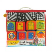 K's Kids 13003 Knock Knock Block