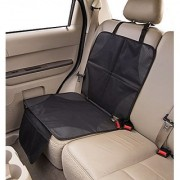 Car Seat Protector - Luxury Car Seat Protector Mat Will Instantly Keep Your Leather Or Cloth Back Seat Clean