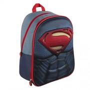 DC 2100001621 40 cm Superman Sac à dos pour effet 3D (Grand)
