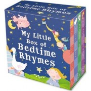 My Little Box of Bedtime Rhymes: Twinkle Twinkle Little Star, Star Light Star Bright, Rock-a-bye Baby, Hey Diddle Diddle by Sanja Rascek
