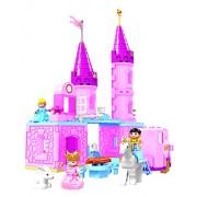 Princess Cinderella's Castle Set – 63 Pieces