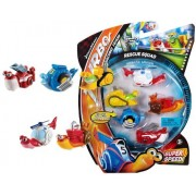 Rescue Squad: Dreamworks Turbo Movie Moments Racing Team Mini-Vehicle Gift Pack