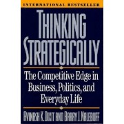 Thinking Strategically by Avinash K. Dixit