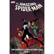 Spider-man: The Complete Alien Costume Saga Book 1 by Tom DeFalco