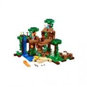 Lego Minecraft™ - Domek na drzewie w dżungli 21125