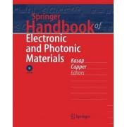 Springer Handbook of Electronic and Photonic Materials by Safa O. Kasap