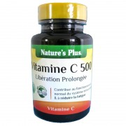 Vitamine C 500 Nature's Plus 60 comprimés