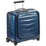Samsonite Lite-Biz Rolling Tote Roller Case, 44 cm, 31 L, Blue (Blue)